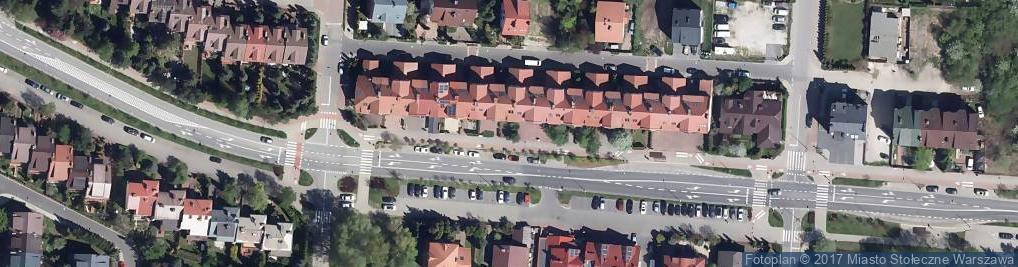 Zdjęcie satelitarne Optyka Tracewicz