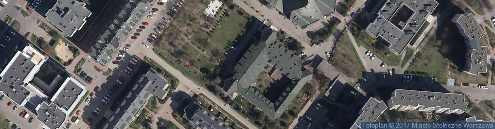 Zdjęcie satelitarne Michalici