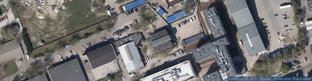 Zdjęcie satelitarne M-25