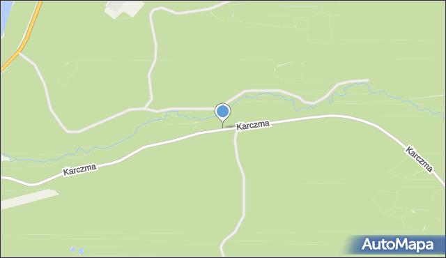 Rakowiec, Mała Karczma, mapa Rakowiec