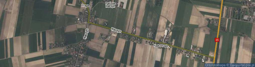 Zdjęcie satelitarne Niemcy ul.