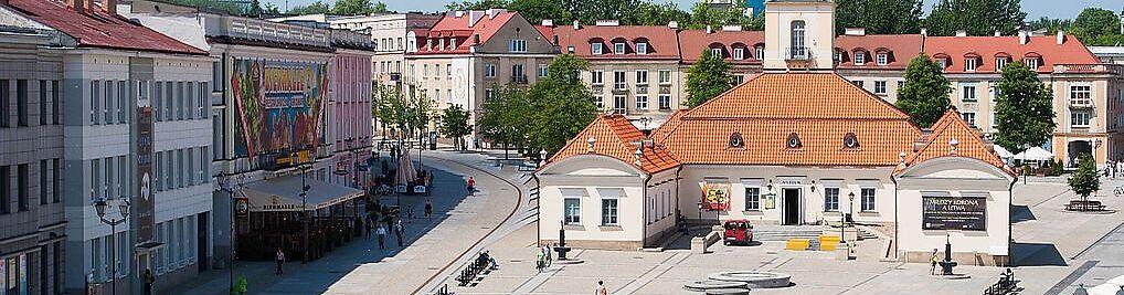 Zdjęcie w galerii Białystok na mapie Targeo nr 1
