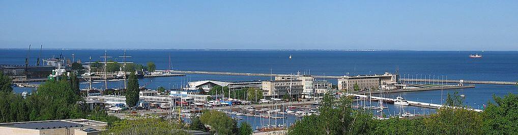 Zdjęcie w galerii Gdynia na mapie Targeo nr 1