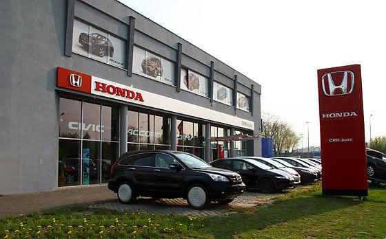 W Mega CRH Auto, Roztocze 4a, Lublin 20-722 - Honda - Dealer, Serwis IQ38