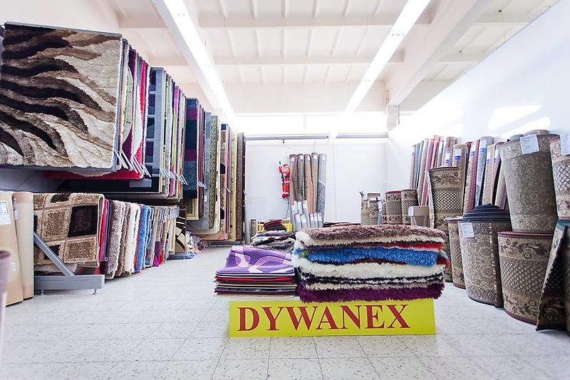 Dywanex dywany, chodniki, chodniczki, Koszalin, ul