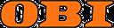 Logo - OBI, 85-741 Bydgoszcz, ul. Fabryczna 1, godziny otwarcia, numer telefonu