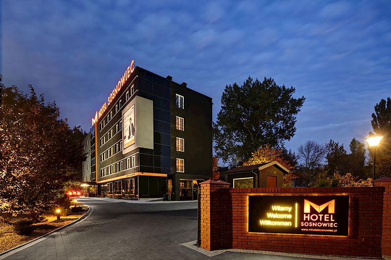 Mhotels sp z o o wojska polskiego 199 sosnowiec 41 208 for Decor hotel sp z o o