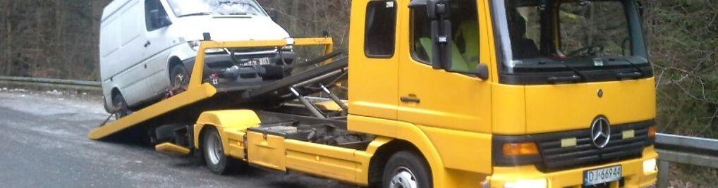 Zdjęcie w galerii Pomoc drogowa Top Assistance nr 1