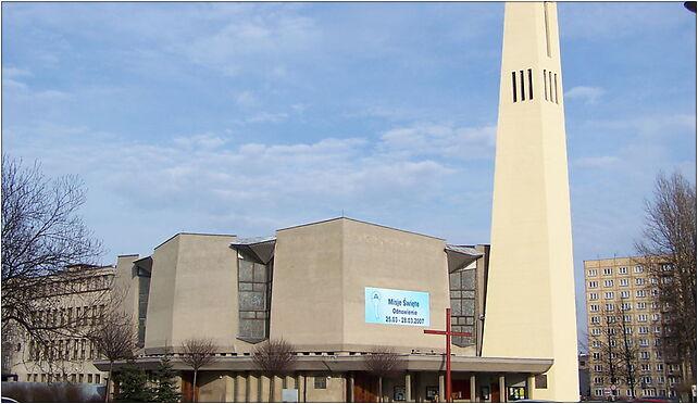 Katowice - Kościół pw. Wniebowzięcia NMP, 40-020 Katowice - Zdjęcia