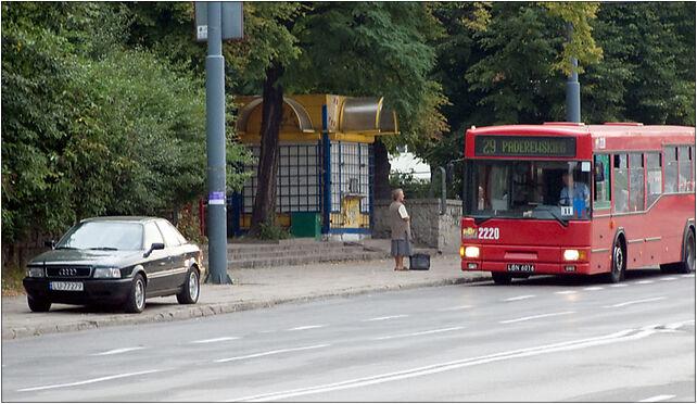 PrzystanekParkBronowiceP8230032, Fabryczna, Lublin 20-301 - Zdjęcia