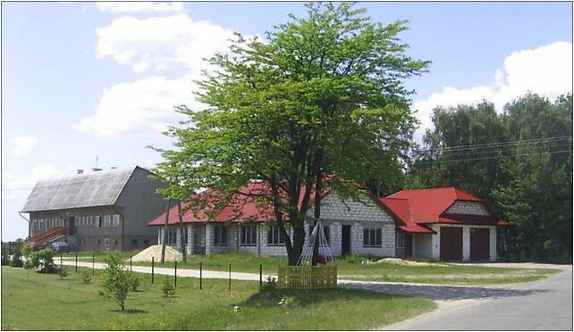 Tuliłów szkoła i remiza strażacka, Przeciętka, Tuliłów 21-560 - Zdjęcia